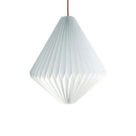 luminária pendente de papel Iluminoo - modelo Balão Virtual