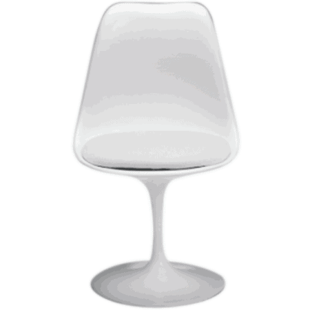 Miniatura Cadeira Tulip Branca