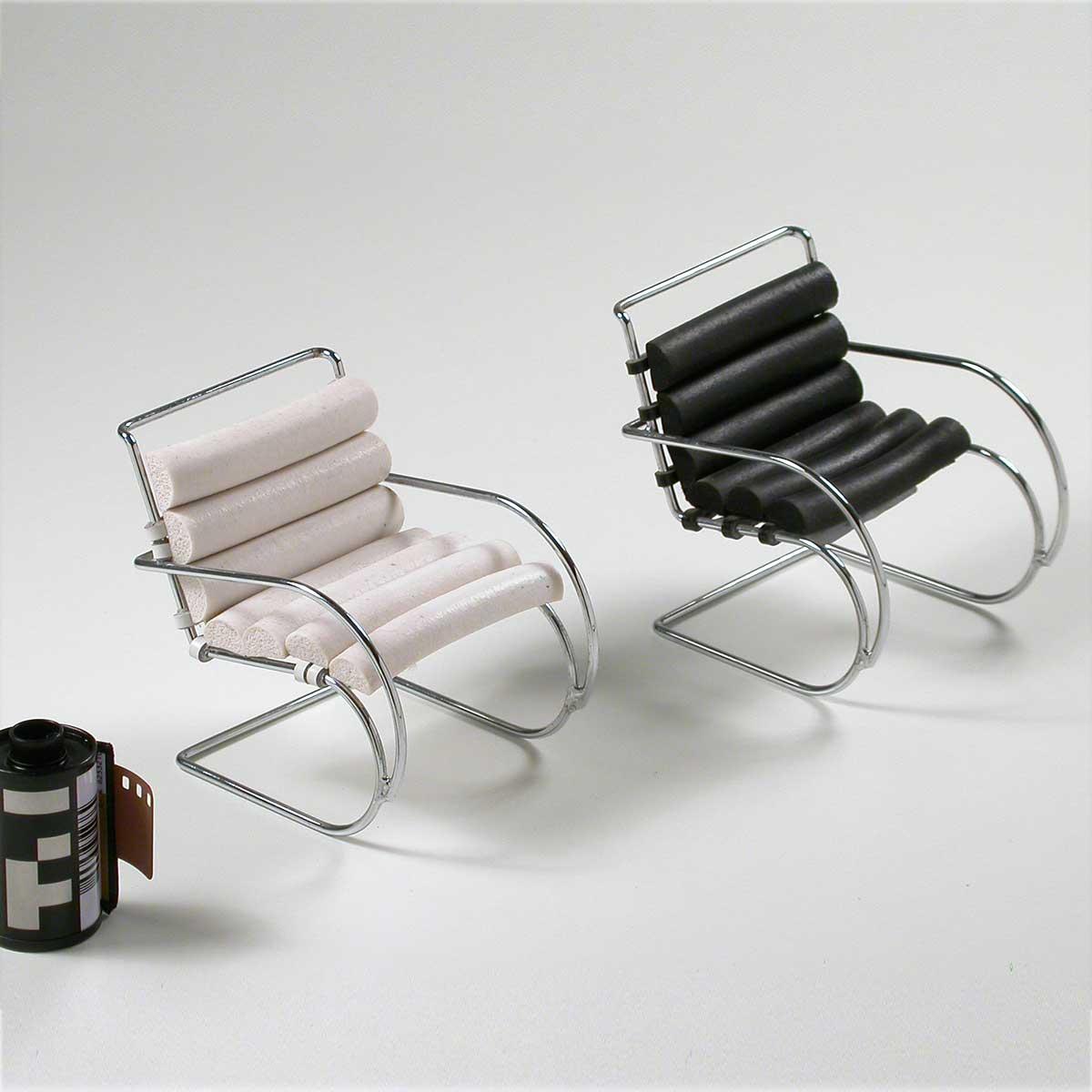 Miniatura Cadeira Chair MR Dec 30