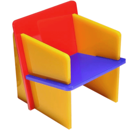 Miniatura Poltrona Bauchair