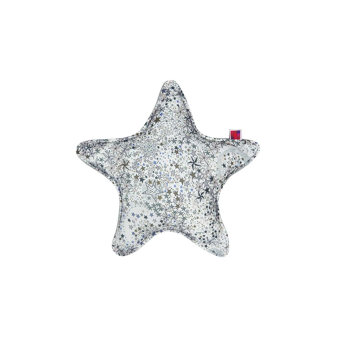 Almofada Star P Tecido Adelajda Estrela 01