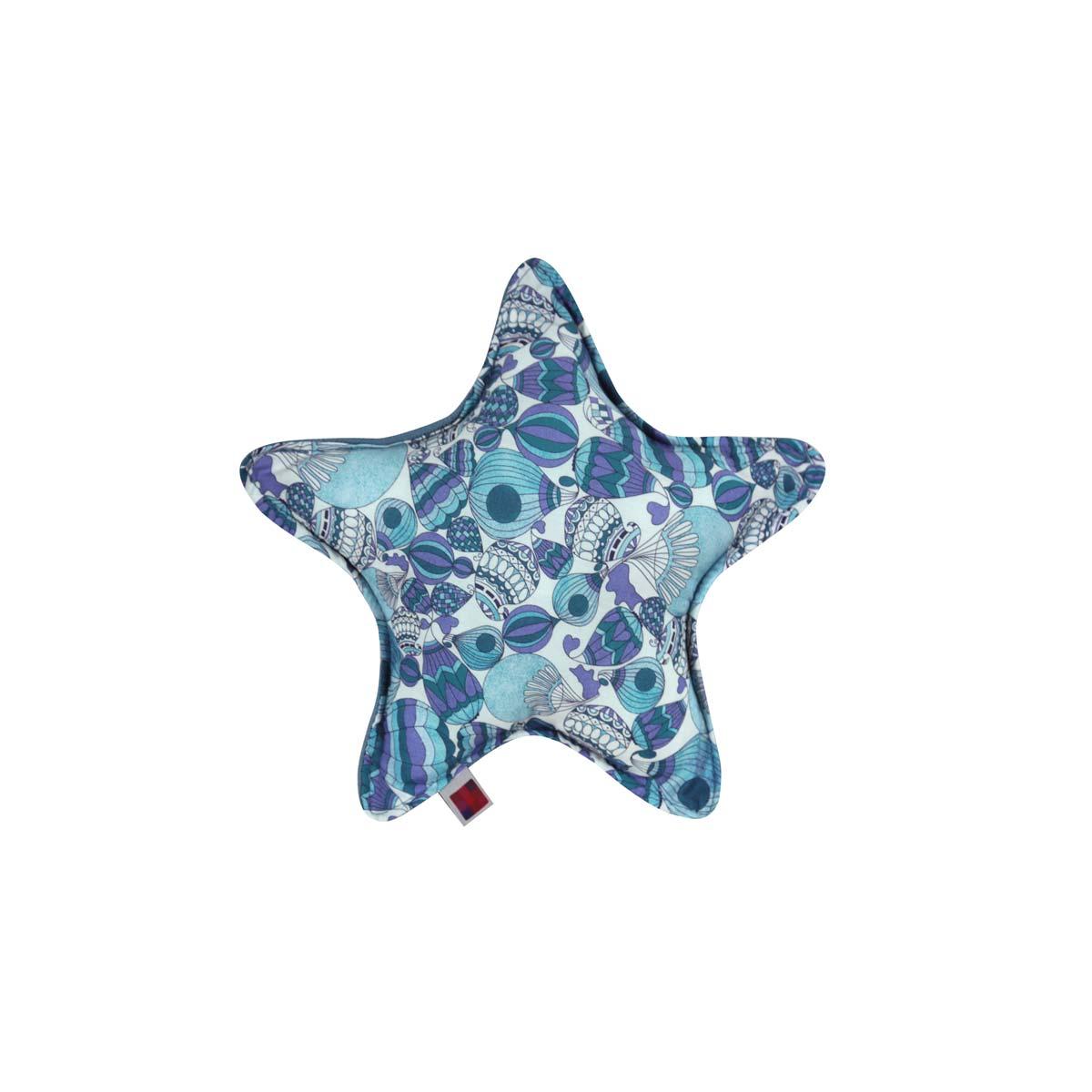 Almofada Star P Tecido Liberty Balloon 01 F