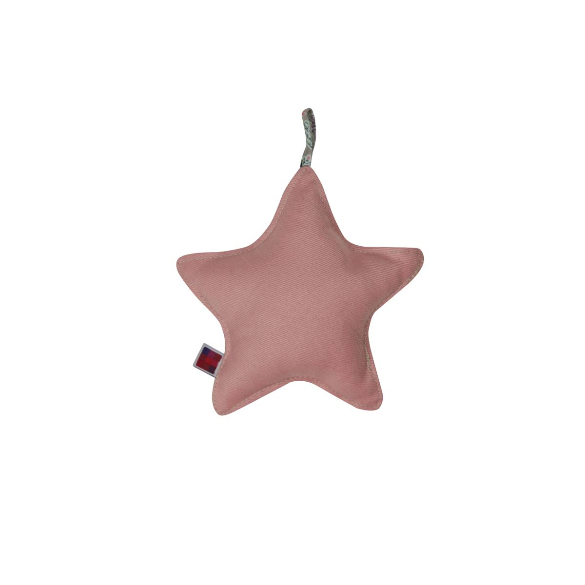 Almofada Star Pp Tecido Liberty Alice 01 V