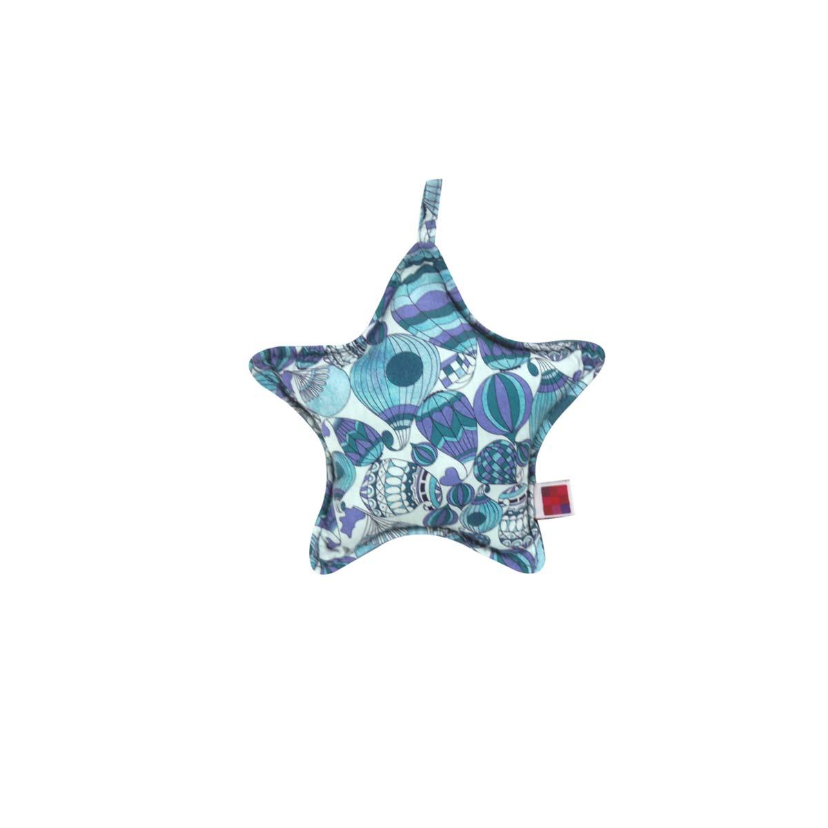 Almofada Star Pp Tecido Liberty Balloon 01 F