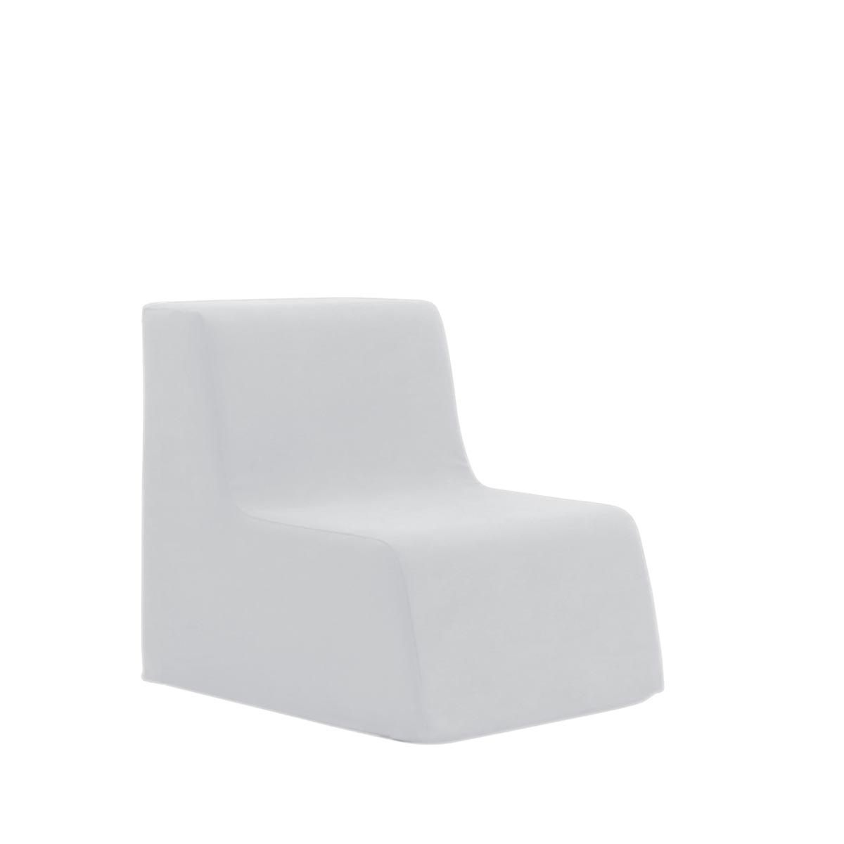 Poltroninha Muss r02 Tecido Lonita Branco 02