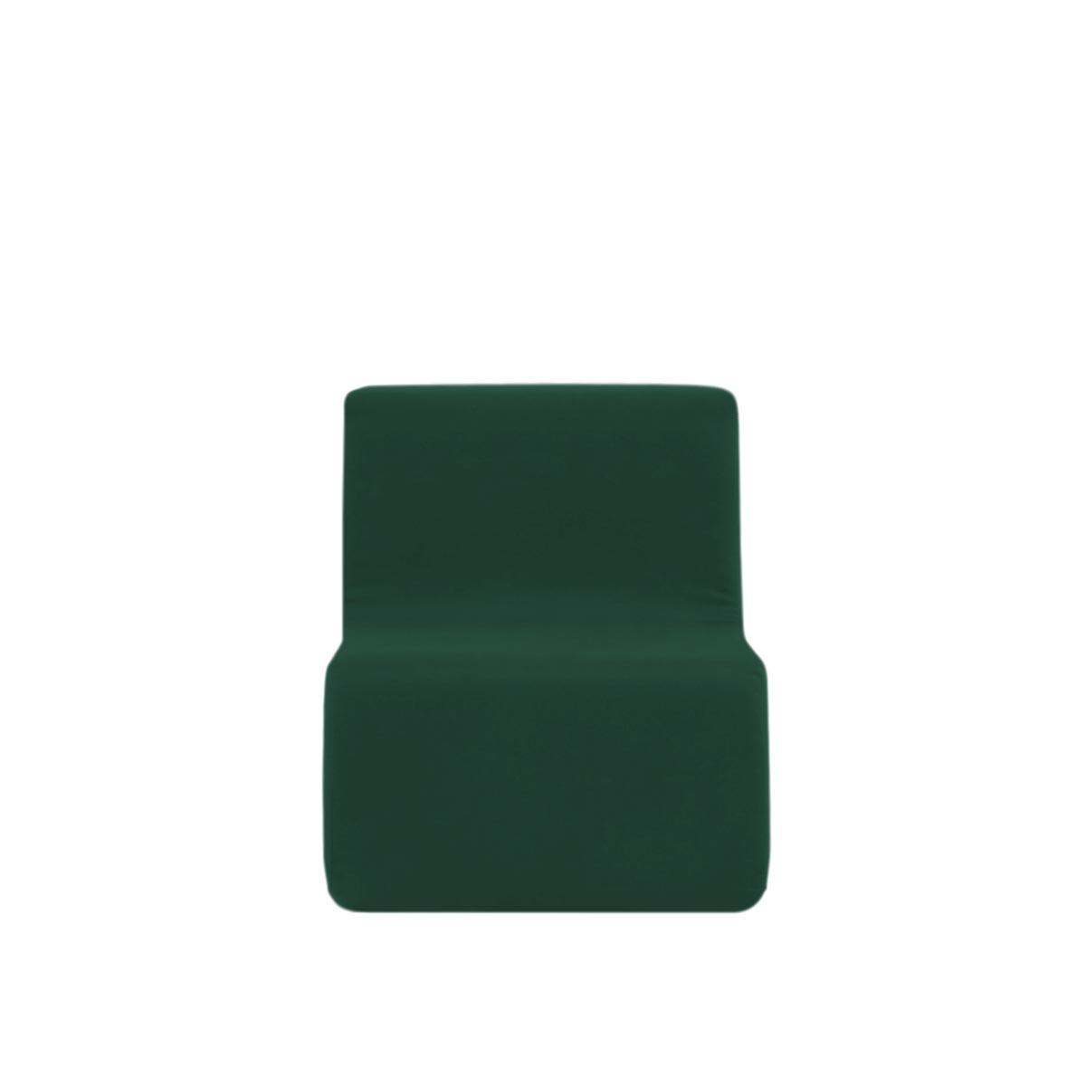 Poltroninha Muss r02 Tecido Lonita Verde Bistro 01
