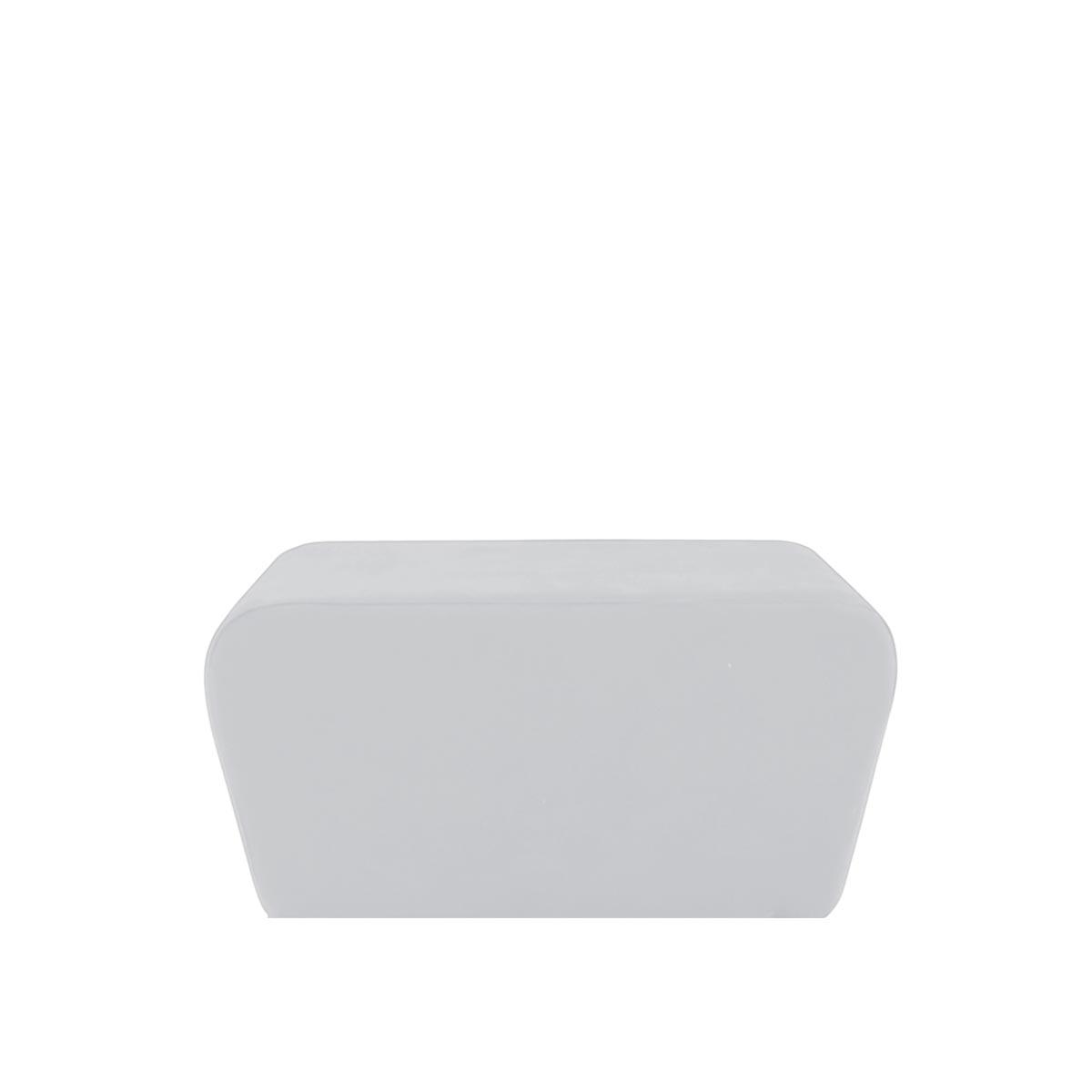 Pufe Muss R02 Tecido Lonita Branco 03