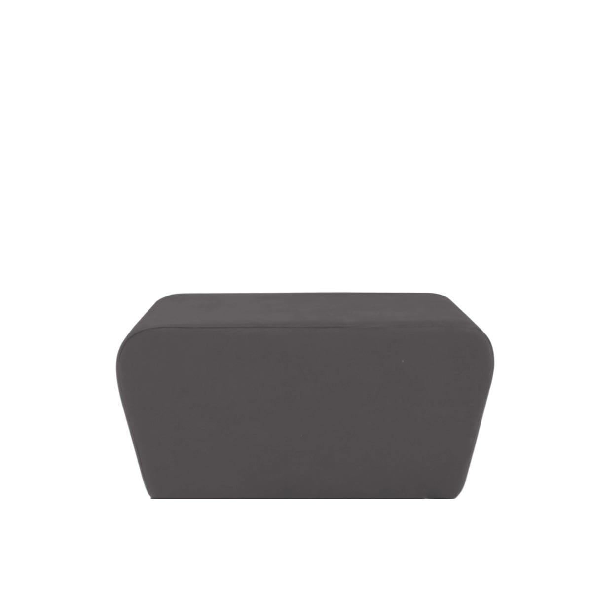 Pufe Muss R02 Tecido Lonita Caviar 03