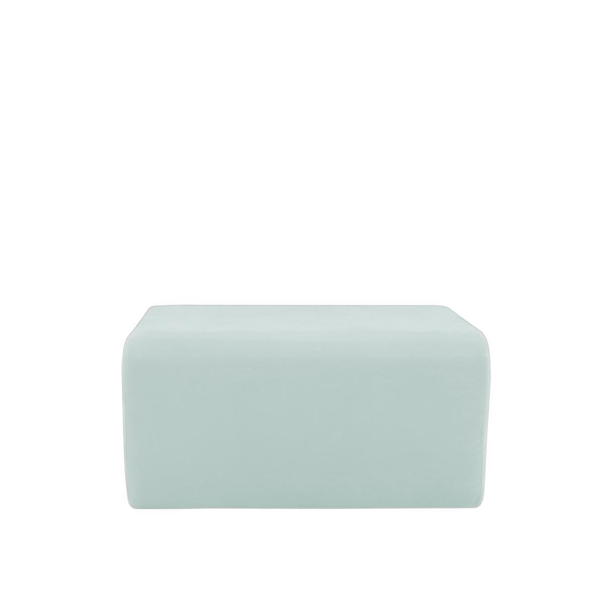 Pufe Muss R02 Tecido Lonita Ice 01