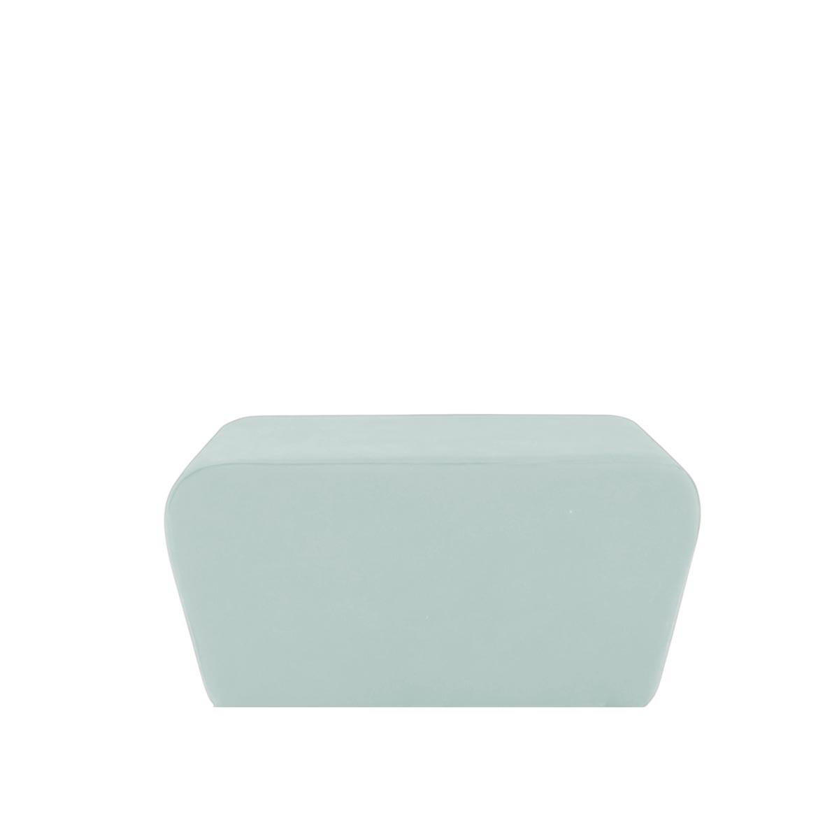 Pufe Muss R02 Tecido Lonita Ice 03