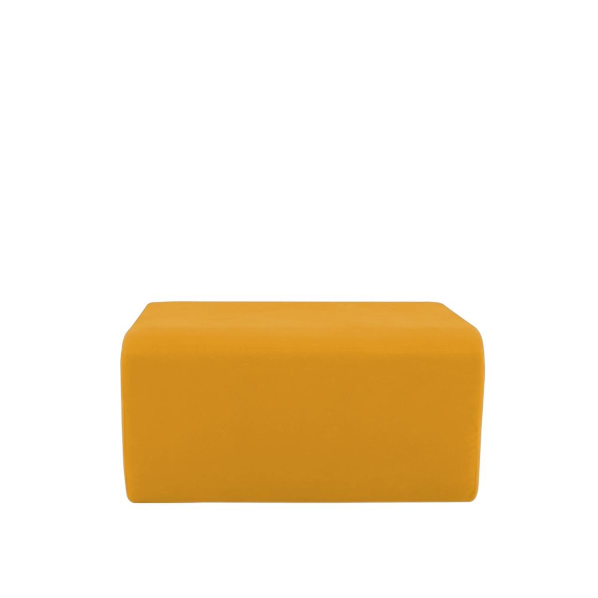 Pufe Muss R02 Tecido Lonita Ouro 01