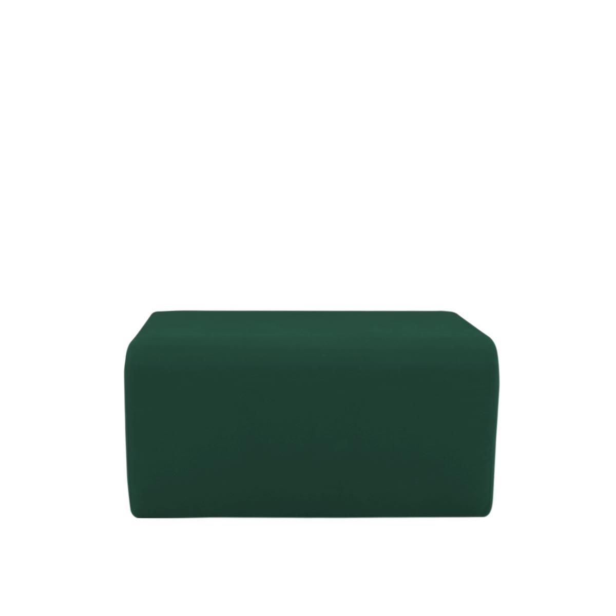 Pufe Muss R02 Tecido Lonita Verde Bistro 01