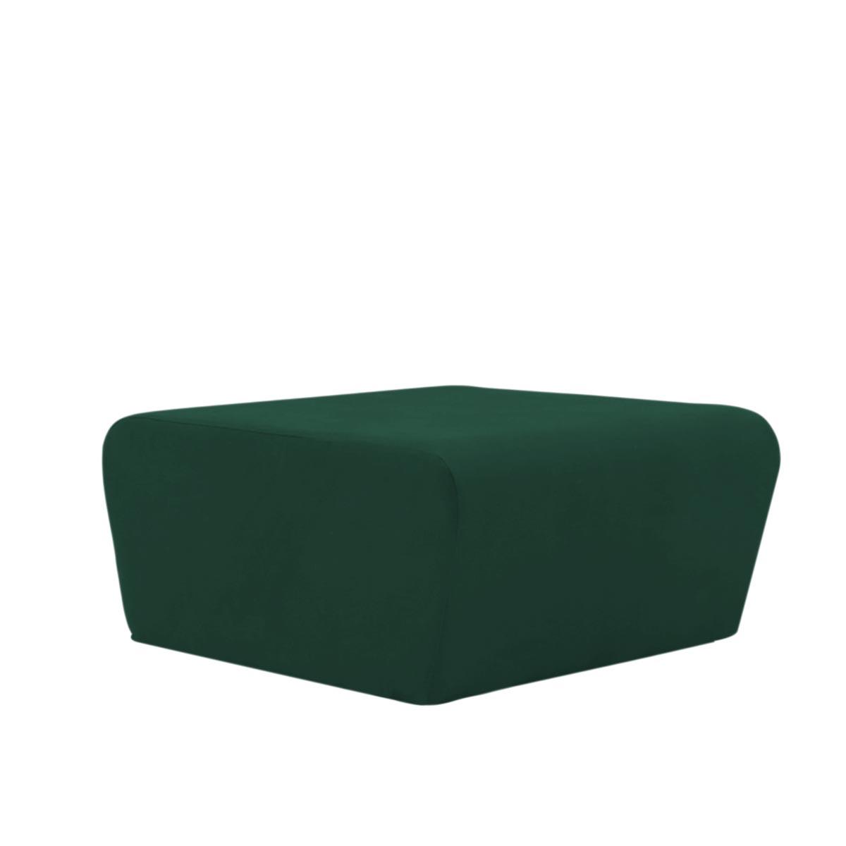 Pufe Muss R02 Tecido Lonita Verde Bistro 02