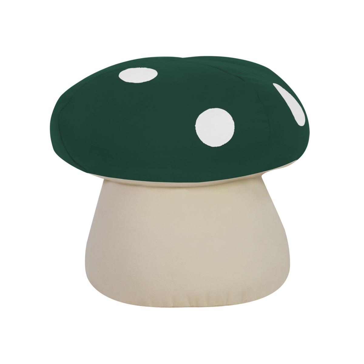 Acessorio COGUMELO Tecido Lonita Verde Bistro 01