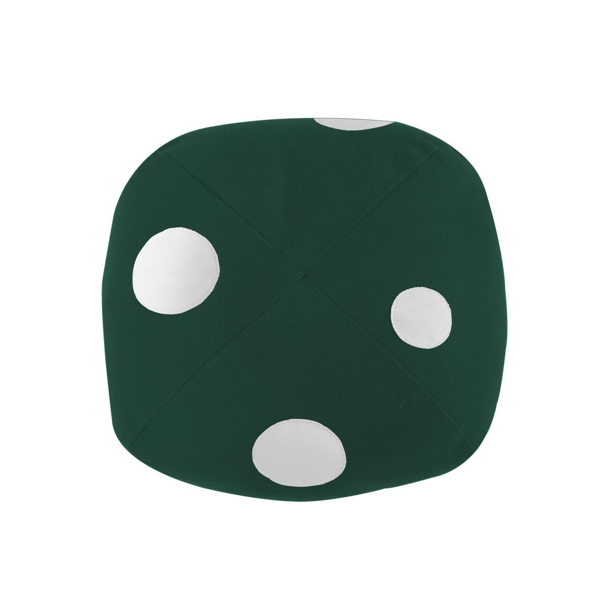 Acessorio COGUMELO Tecido Lonita Verde Bistro 02