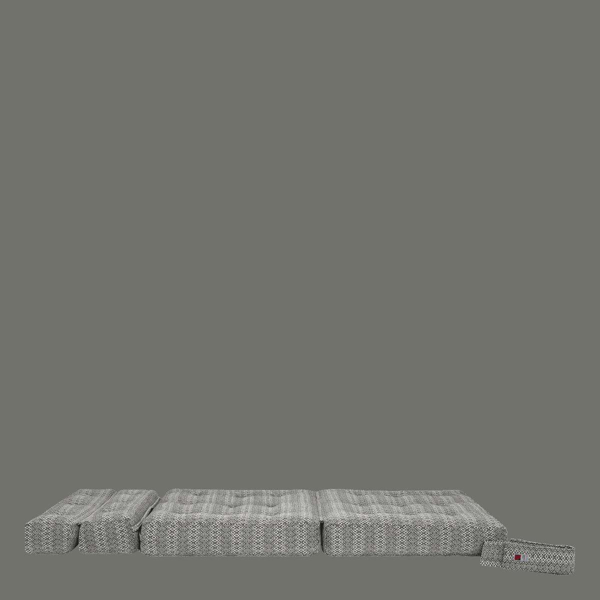 poltrona tipo puff Luma Tecido Berbere 03