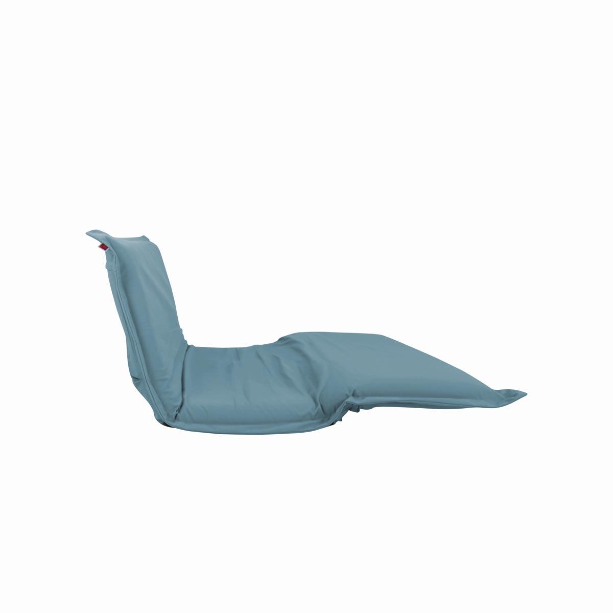 Pufe ClicClac Duo Lounge Tecido LN03 Azul Ceu 03 03