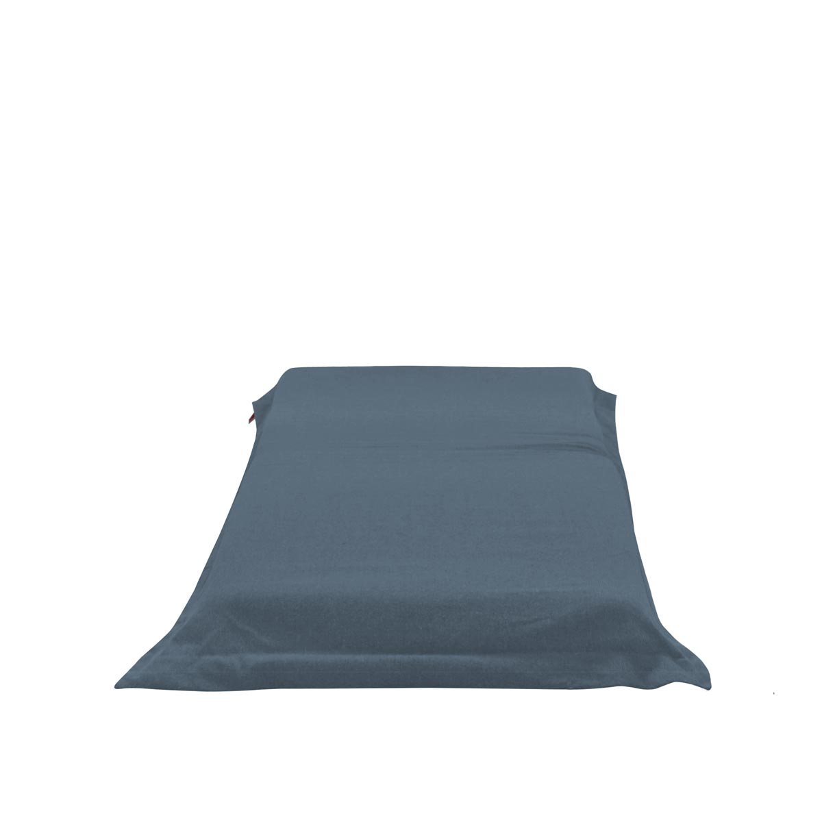 Pufe ClicClac Uno Lounge Tecido Ecolona Jeans Blue 01 01