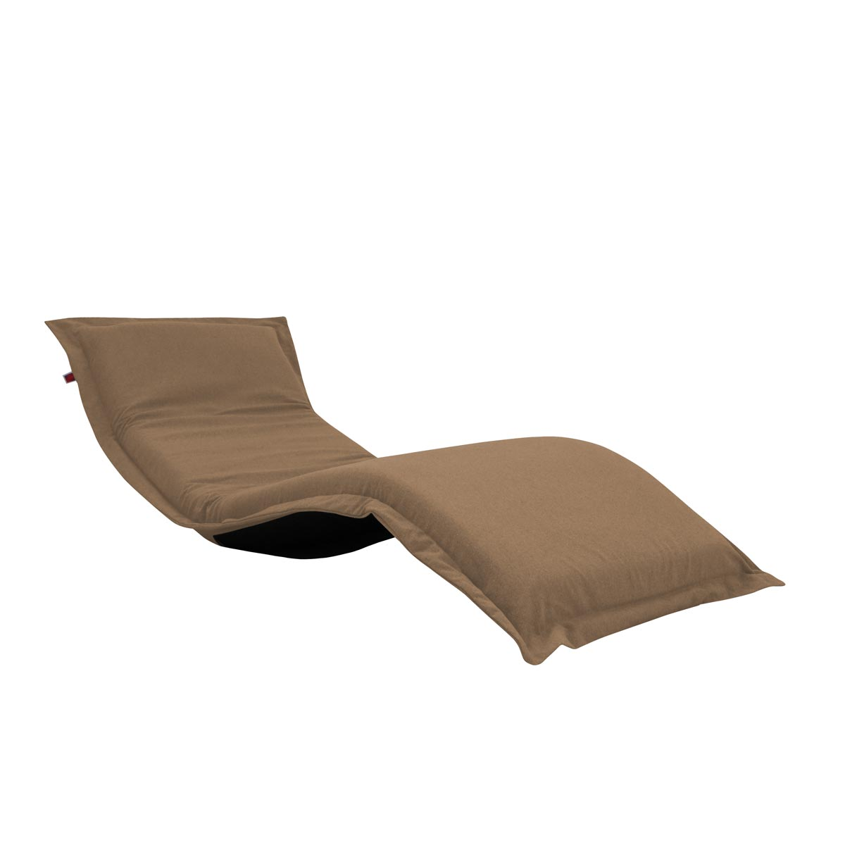 Pufe ClicClac Uno Lounge Tecido Ecolona Kraft 02 05
