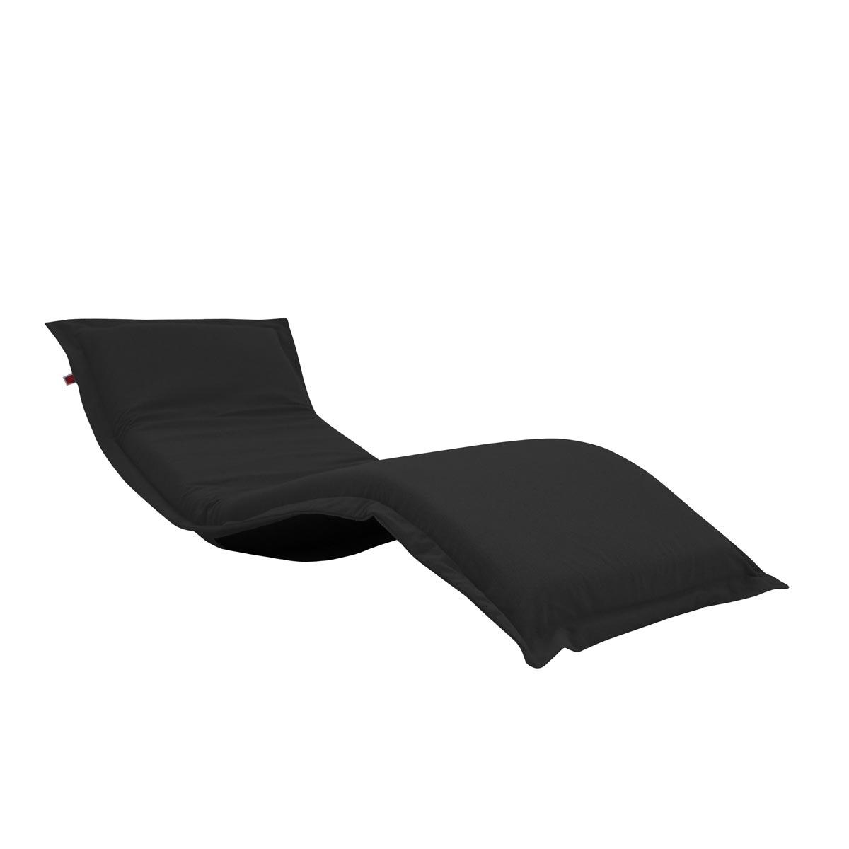 Pufe ClicClac Uno Lounge Tecido Ecolona Preto 02 05
