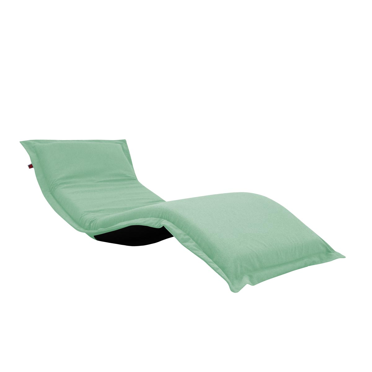 Pufe ClicClac Uno Lounge Tecido Ecolona Verde Menta 02 05