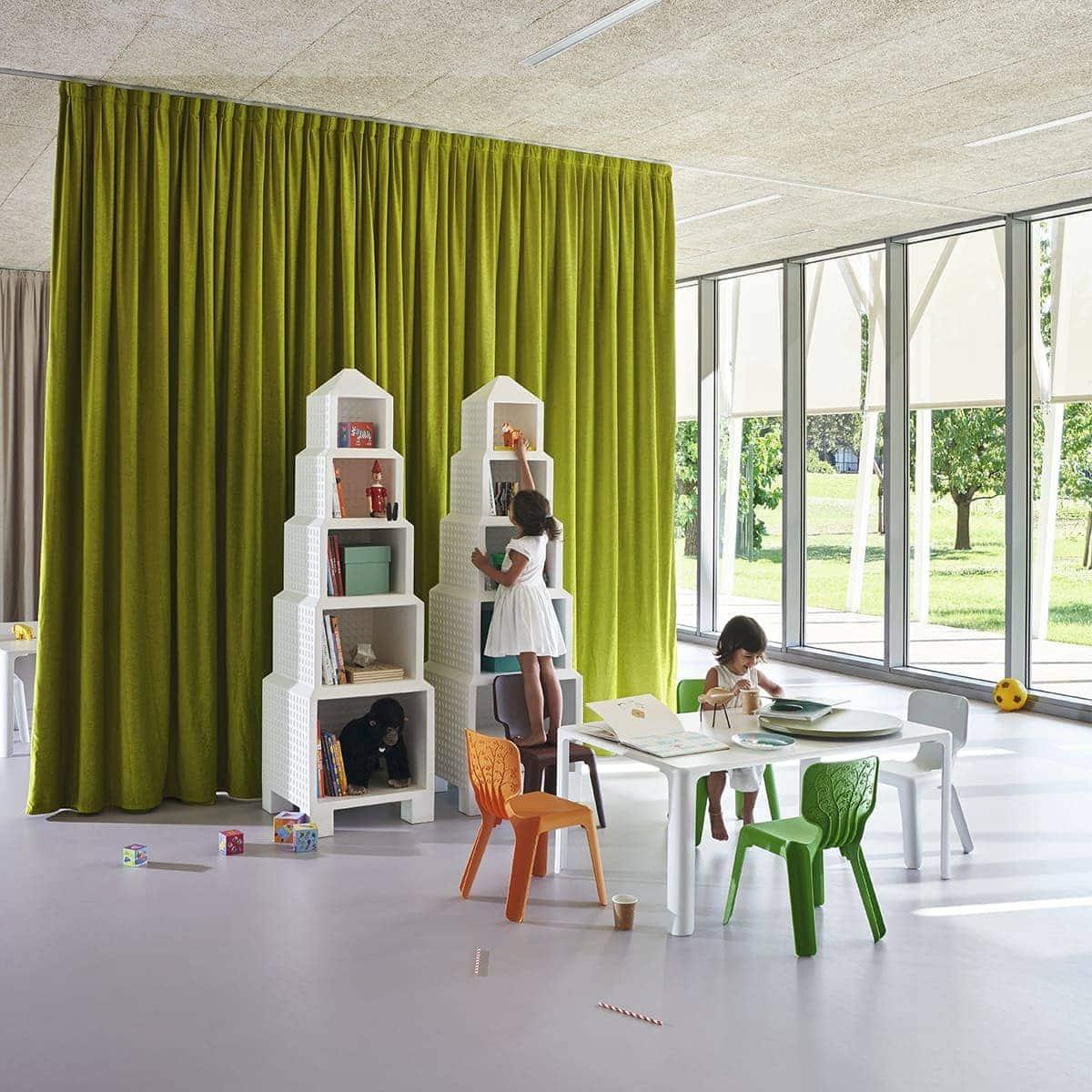 Cadeira Alma Magis® Original &Bull; Cadeira Infantil Empilhável - 1 &Bull; Deezign