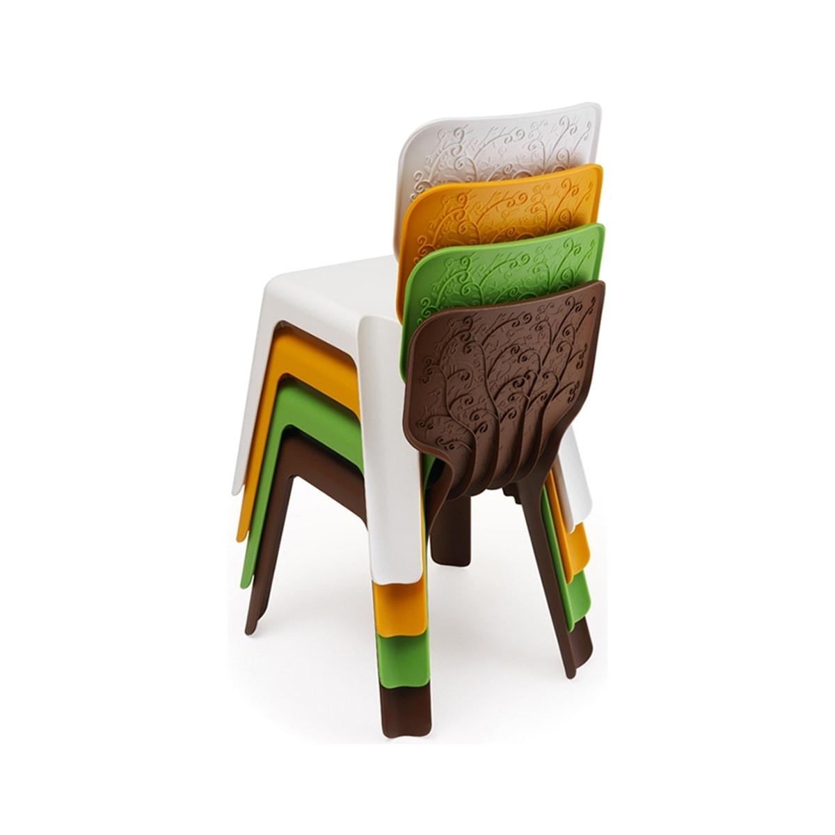 Cadeira Alma Magis® Original &Bull; Cadeira Infantil Empilhável - 5 &Bull; Deezign