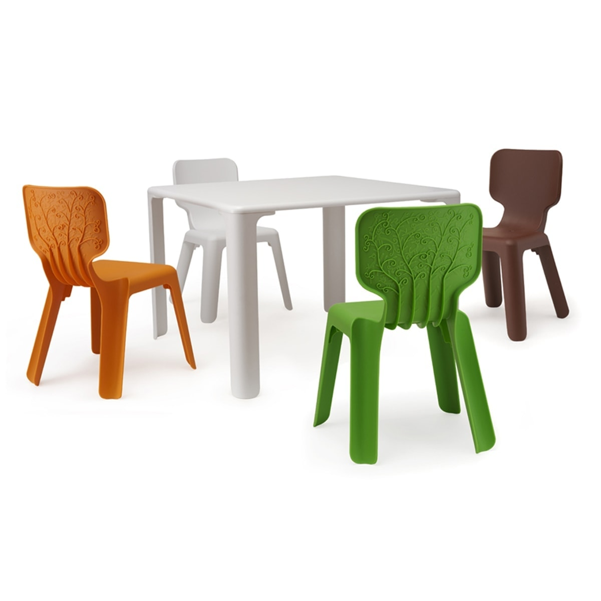 Cadeira Alma Magis® Original &Bull; Cadeira Infantil Empilhável - 4 &Bull; Deezign