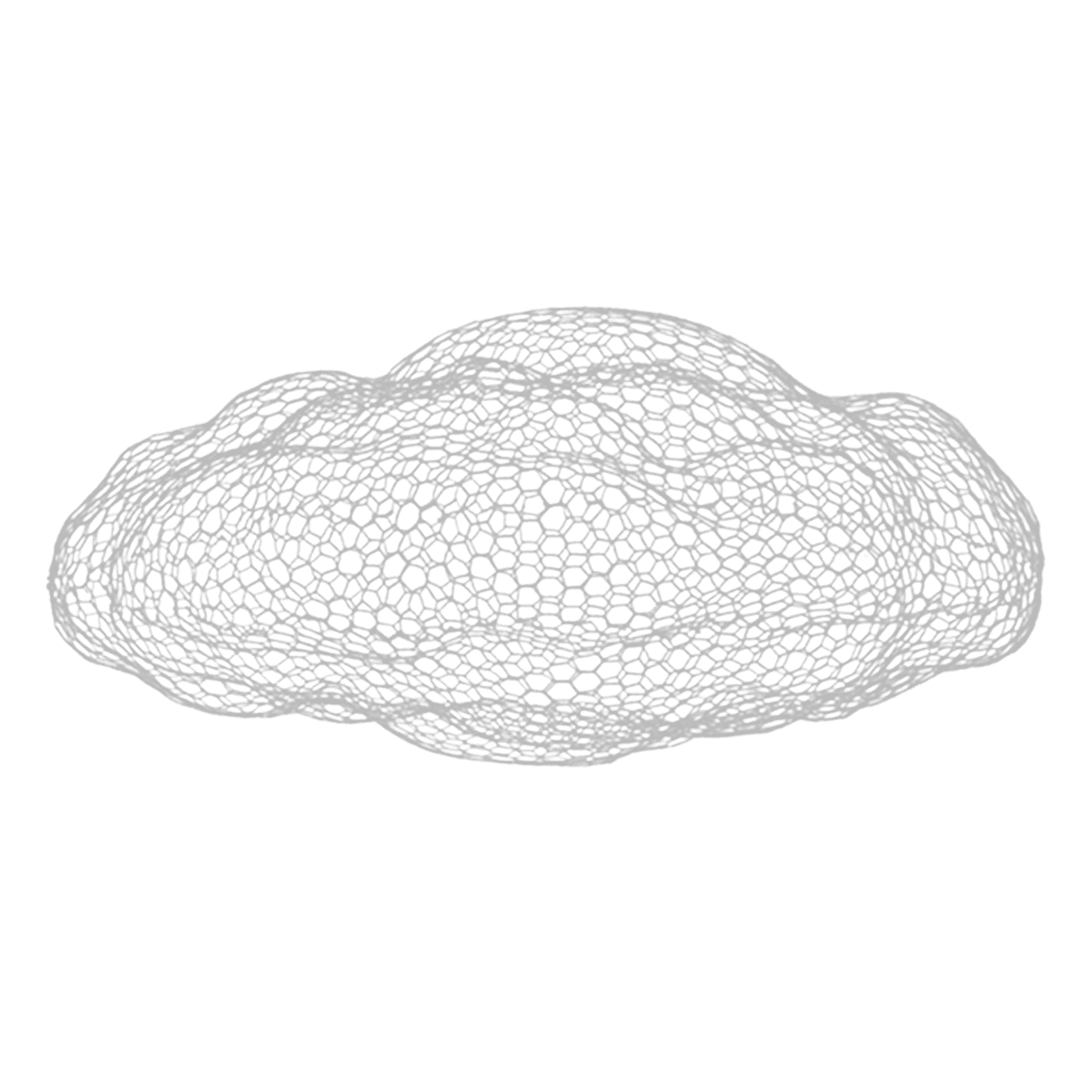 Escultura Suspensa Birds And Clouds Magis® Original &Amp;Bull; Escultura Suspensa Clouds - 1 &Amp;Bull; Deezign