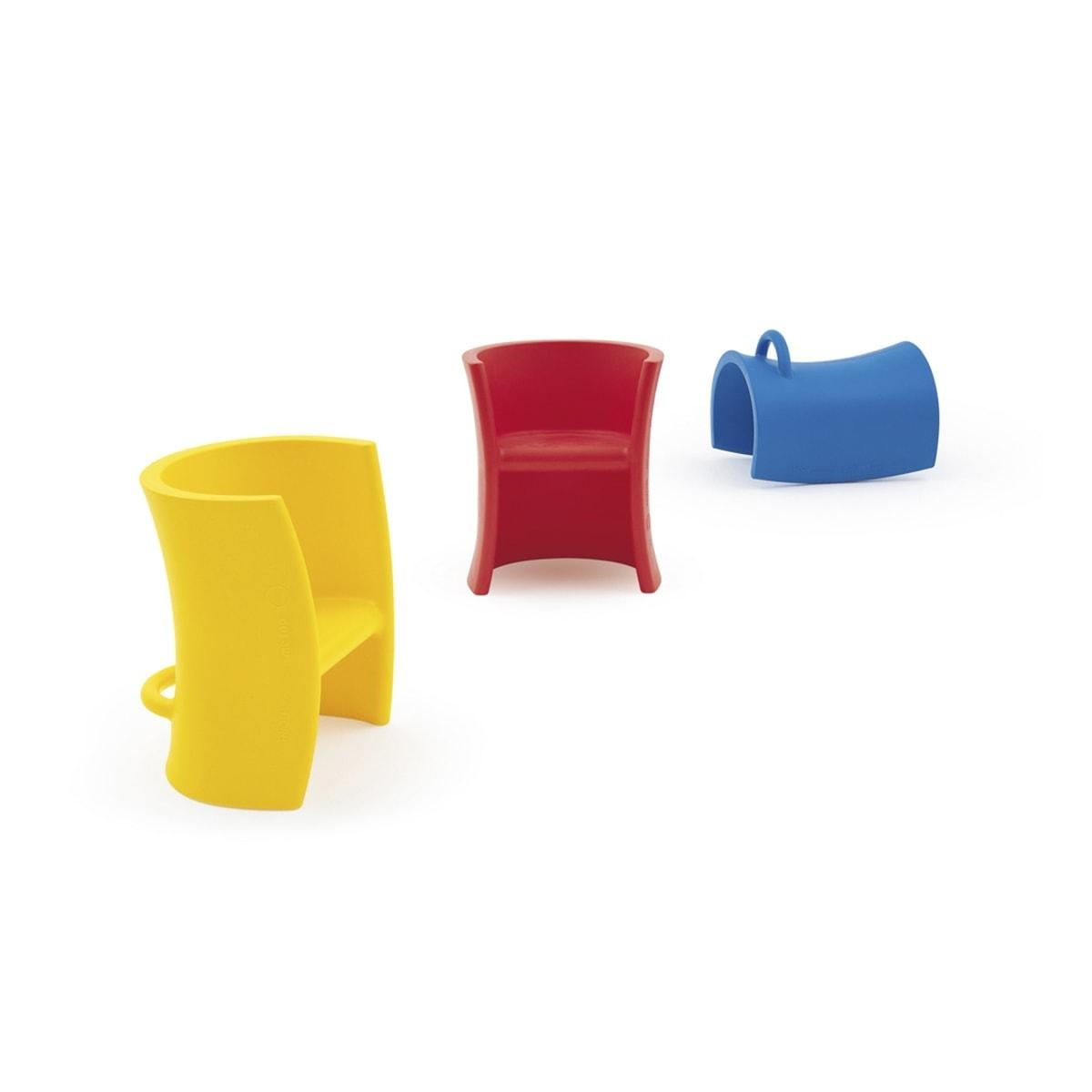 cadeira balanço Trioli Magis variadas