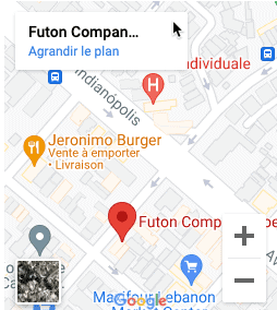 Futon Company - Moema Sp &Bull; - 1 &Bull; Deezign