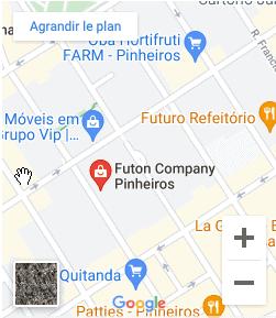 Futon Company - Pinheiros Sp &Bull; - 1 &Bull; Deezign
