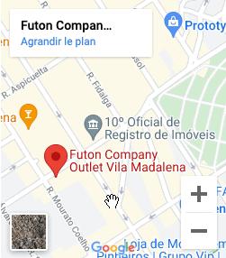 Futon Company Outlet - Vila Madalena Sp &Bull; - 1 &Bull; Deezign