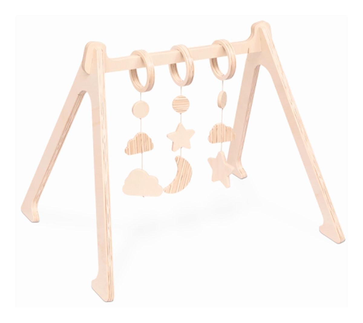 Suporte de madeira para Móbile Baby Gym Fitto