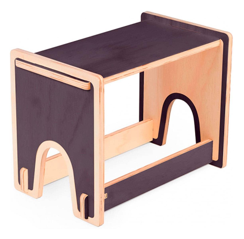 Banco de madeira Benchi Fitto
