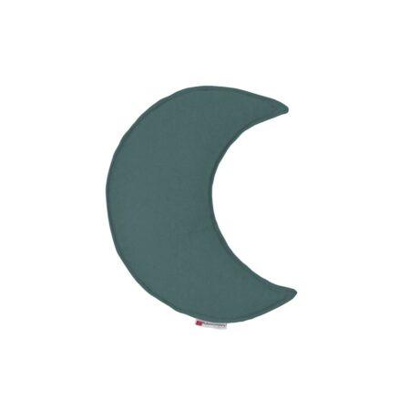Almofada Lua Sharp P Sarja Flanelle Azul sereno