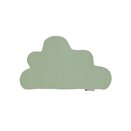 Almofada Nuvem Sharp M Sarja Flanelle Verde Pistache