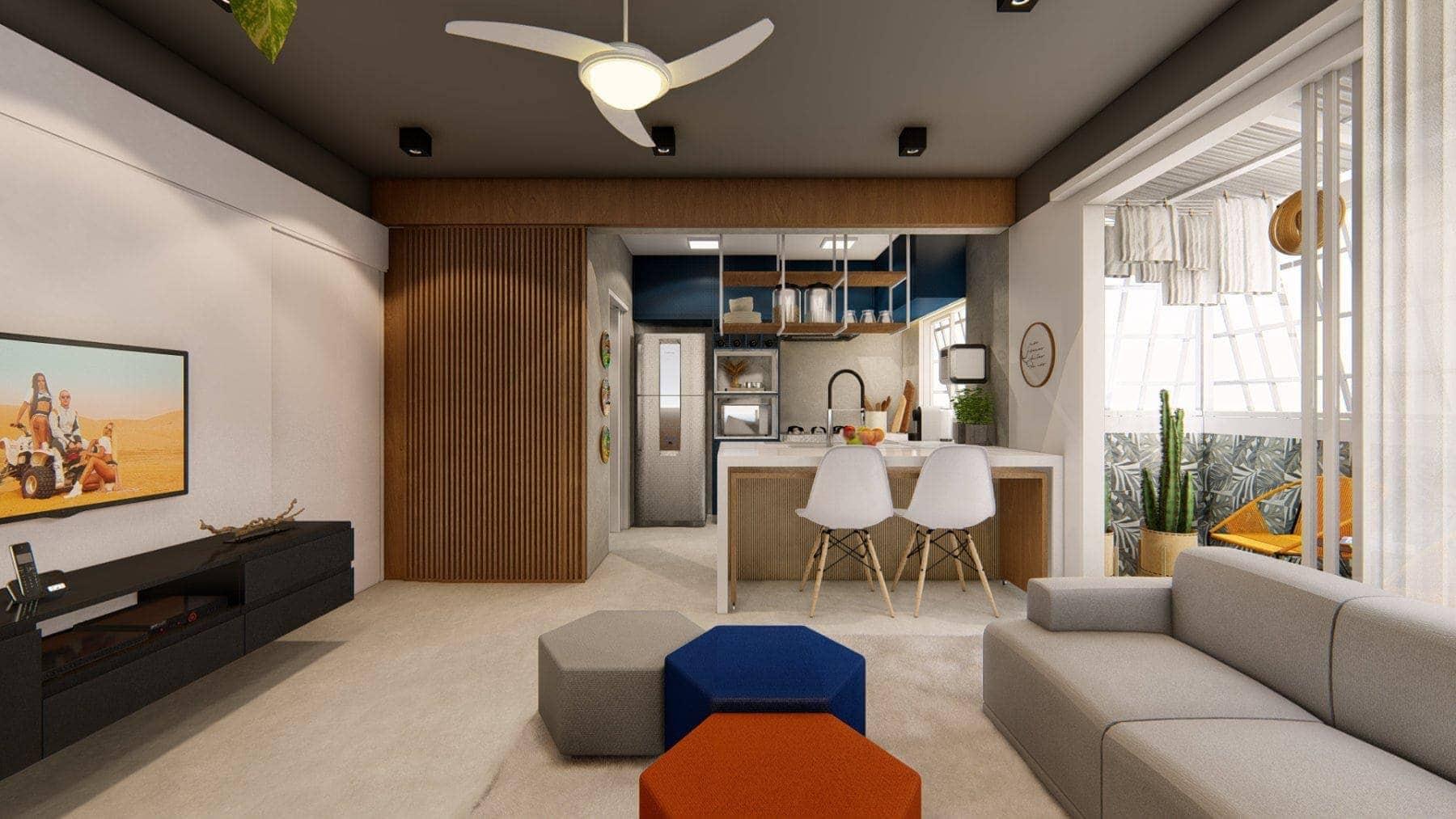 Projeto Interior - Motirõ Estudio &Bull; - 13 &Bull; Deezign