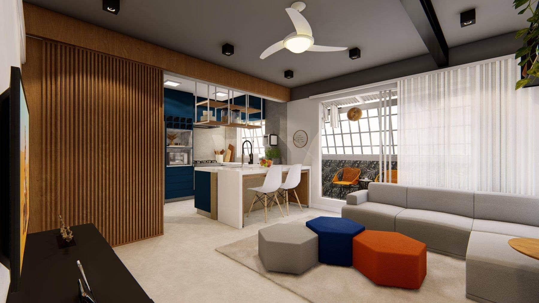 Projeto Interior - Motirõ Estudio &Bull; - 17 &Bull; Deezign
