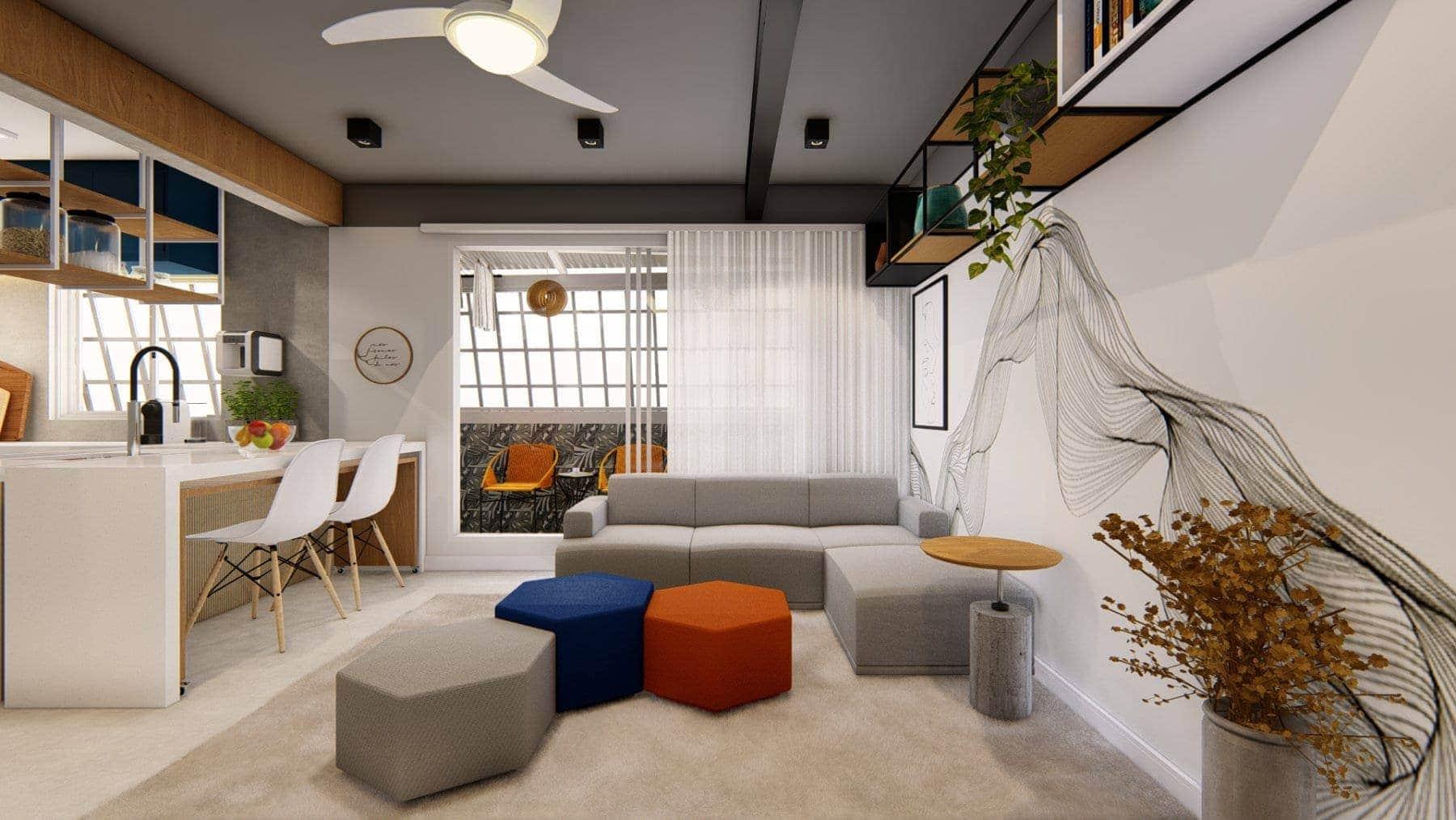 Projeto Interior - Motirõ Estudio &Bull; - 15 &Bull; Deezign